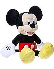 Pelúcia Mickey com Som 22 cm - Multikids BR867 Multikids Preto