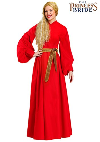 FunCostumes Princess Bride Buttercup Red Dress Costume - M