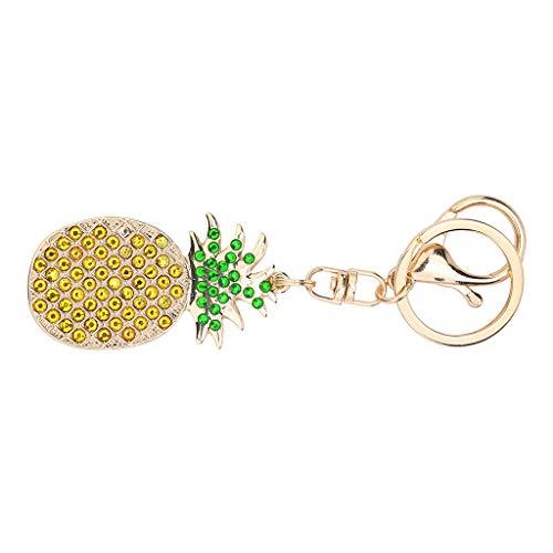 Hanku5D Cartoon Keyrings, Necklace,Fridge Magnets Diamond Painting DIY Painting Full (A) ()