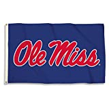 BSI NCAA College Mississippi Old Miss Rebels 3 X