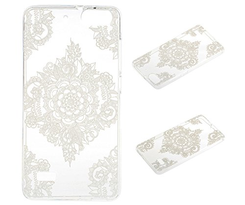 Para Huawei G Play Mini (Honor 4C)(5 pulgadas) Cáscara ZeWoo® Carcasa y Funda de Silicona - YG013 / bicicleta de limón YG006