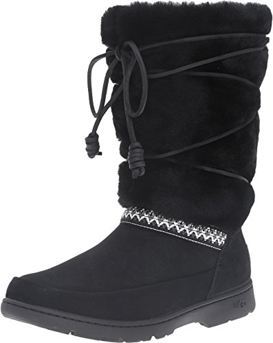UGG Women's Maxie Black Boot 6 B (M)]()