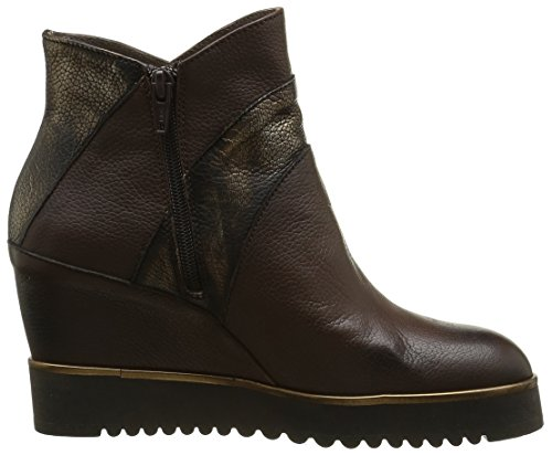 Donna Piu 9933 Lilù, Women's Boots Brown (Bufalo Bruciato/Sunset Bronzo)