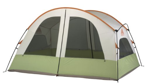 Kelty Screenhouse Basecamp Shelter, Large, Grey/Putty, Outdoor Stuffs