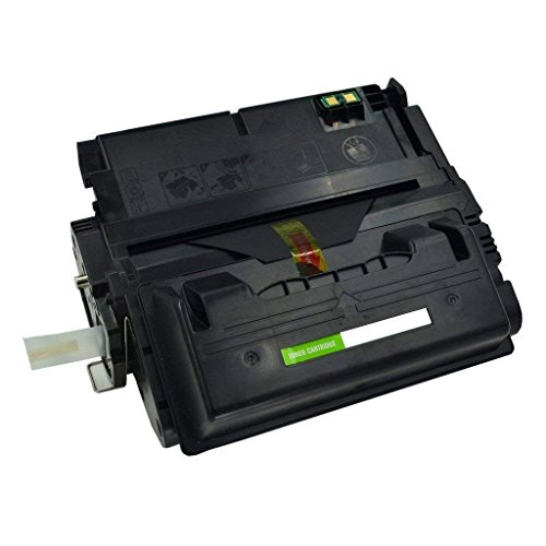 AMTONER 1 Pack 10,000 Pages Compatible Toner Cartridge Replacement HP Q5942A 42A Q5942 for LaserJet 4200 4240 4250 4250TN 4250N 4250DTN 4300 4350 4345MFP 4350N 4350TN 4350DTN Series (4300 Series 500 Sheet)