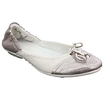 Pataugas b62patau013 blanc - Chaussures Ballerines Femme