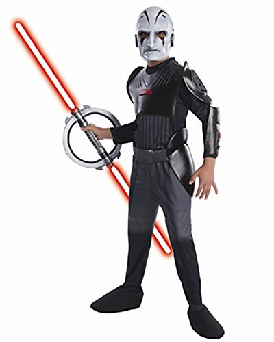 Rubie's Star Wars Rebels Deluxe Sith Inquisitor Costume, Child Small -