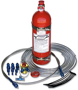 Stroud Safety (9302) 5# FE-36 Fire Suppression System