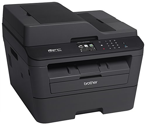 Brother MFCL2740DW Wireless Monochrome Printer with Scanner, Copier and Fax, Amazon Dash Replenishment Enabled by Brother (Image #5)