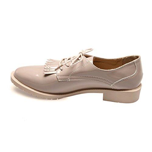 para cordones Rose Zapatos Modeuse de mujer La tIxwpOABqc