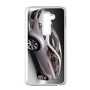 Hyundai LG G2 Cell Phone Case White xqqp