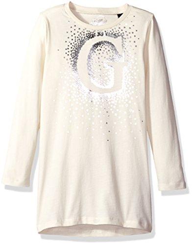 guess-little-girls-long-sleeve-sparkle-logo-jersey-dress-eggshell-2