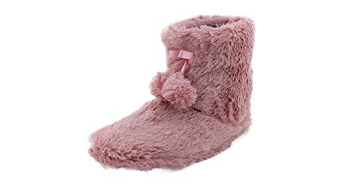 brandsseller - Zapatillas de estar por casa de Material Sintético para mujer Rosa - rosa (Altrosa)