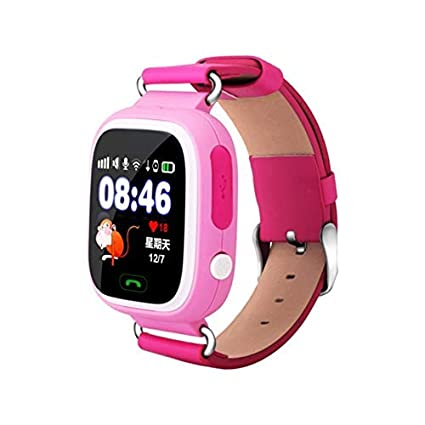 Amazon.com: DBCSD Watches Q90 1.22 inch IPS Color Touch ...