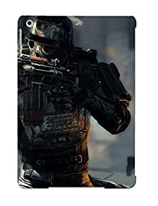 Hot New Wolfenstein The New Order Case Cover For Ipad Air With Perfect Design