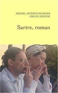 Sartre, roman, Burnier, Michel-Antoine