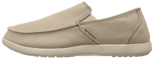 eb1ccb516936 crocs Men s Santa Cruz Clean Cut Slip-On Loafer