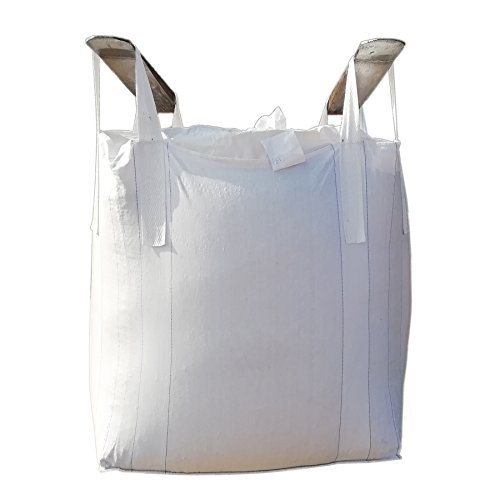 Secbolt Heavy Duty FIBC Bulk Bag, One Ton Bag, 35