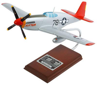 Executive Series Display Models A2524 P51C Tuskegee Signed by Charles Mcgee 1-24