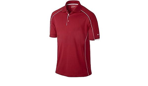 Nike Golf Tech núcleo Color del Hombres Bloque Polo Universidad ...