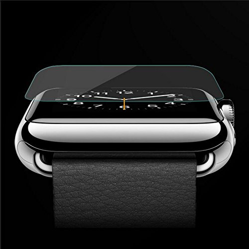 42mm Screen Protector for Apple Watch iWatch, YaSaShe 0.2mm 2.5D Tempered Glass Film Photo #3