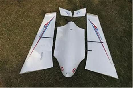 Skywalker White X8 Flying Wing EPO Plane Mapping Plane
