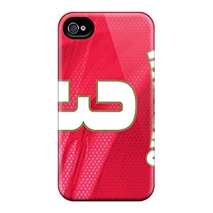 Protector Cell-phone Hard Covers For Iphone 6plus With Customized Vivid Cleveland Cavaliers Series KerryParsons