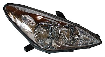 TYC 20-6509-00 Lexus ES Passenger Side Headlight Assembly ()