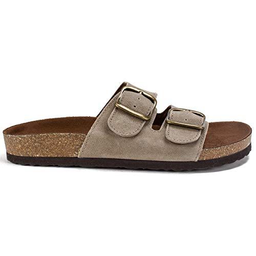 Choose SZ//color WHITE MOUNTAIN Shoes Helga Women/'s Sandal