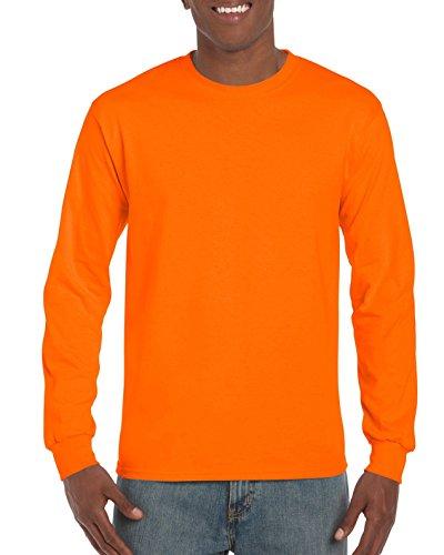 Pirate Butin Auf American Apparel Jersey Fin Chemise Orange, S