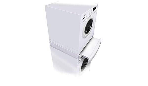 Spaeetti - Kit de apilamiento para lavadoras AEG apilar cualquier ...