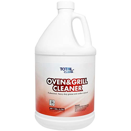 Total Clean TC-OC500 Oven & Grill Cleaner (1 gal) - 4ct by Total Clean