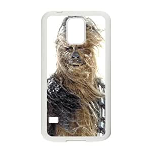 samsung galaxy s5 case , chewbacca samsung galaxy s5 Cell phone case White(TPU)SSSD5547790