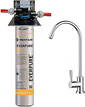 Purificador agua Micro filtración Kit Everpure 4 C: Amazon.es ...