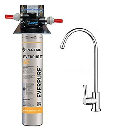 Depuratore Acqua Micro Filtrazione Kit Everpure 4c Amazon It Fai Da Te