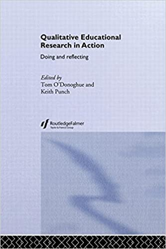 Book Qualitative Educational Research in Action: Doing and Reflecting