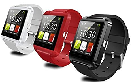 Amazon.com: Smart Watch Bluetooth Watch International Smart Watch Phone Sport Wristwatch Jogging Watch U Watch For iPhone Samsung HTC Sony Smart Phones ...