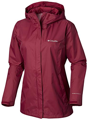 Columbia Women's Arcadia II Jacket, Wine Berry Medium