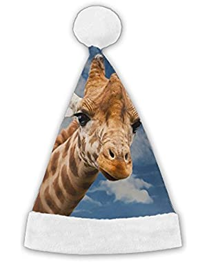 Tall Giraffe Comfortable And Warm Christmas Hat Trend Hat Cap