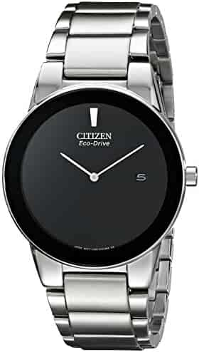 Citizen Men's Eco-Drive Axiom Stainless Steel Watch, AU1060-51E