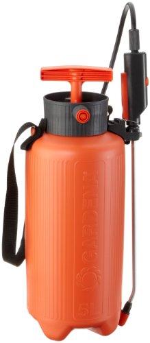 Gardena 875 5-Liter Handheld Garden Pressure Sprayer With Shoulder Strap ()