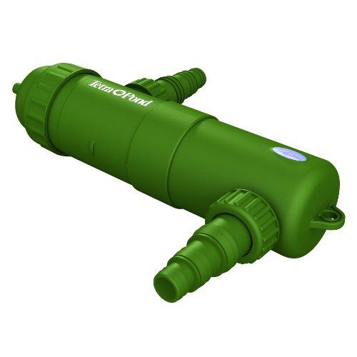Watt Pond Uv Filtration - TetraPond UVC-18 GreenFree UV Clarifiers, Up To 4400 Gallons, 18-Watt