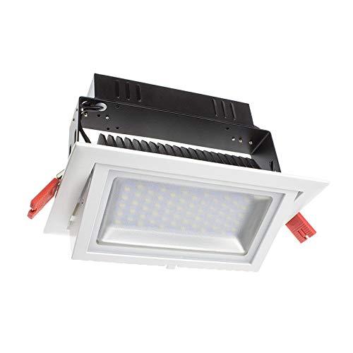 Foco Proyector LED SAMSUNG 120lm/W Direccionable Rectangular 28W ...