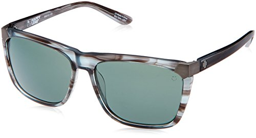 SPY Optic Emerson Sunglasses for Men and for Women | Optimal Clarity Shatter Resistant Lenses | Great Unisex Style with Patented Detail Boosting Happy Lens Tech | Great for Outdoor - Spy Cheap Sunglasses
