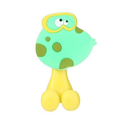 Buy Elevin Tm Home Decor Kitchen Est 3d Cartoon Animal Sucker Toothbrush Wall Holder Suction Cup Bathroom Standard Colorful Online At Low Prices In India Amazon In