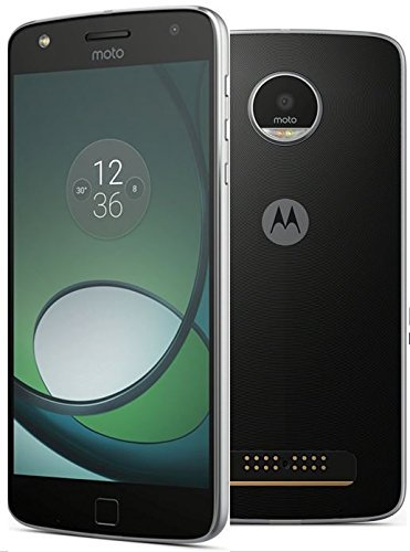 Motorola XT1635-Blk Factory Unlocked Phone - 5.5