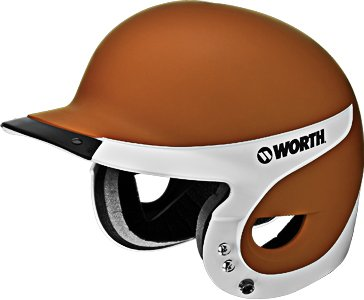 Worth Liberty Away Helmet (Texas Orange) - Worth Liberty Batting Helmet Shopping Results