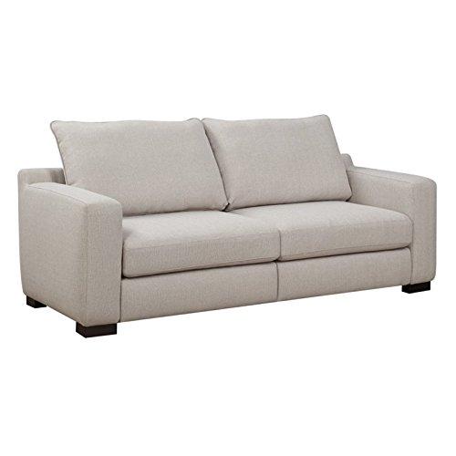 """Serta Geneva 85"""" Sofa in Beige"""
