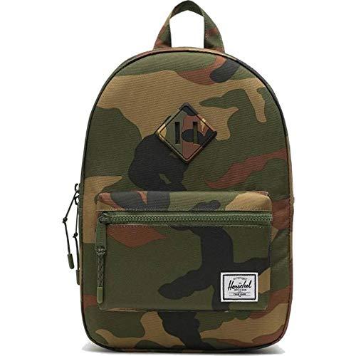 (Herschel Heritage Kids Children's Backpack Woodland Camo One Size)