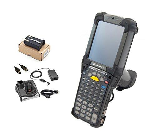 Motorola MC9190-G Starter Kit w/ CRD9000-1000 Cradle, MC9190-G30SWEQA6WR, 2D/1D Barcode Scanner, Windows Embedded 6.5, WiFi, VGA Touch Screen